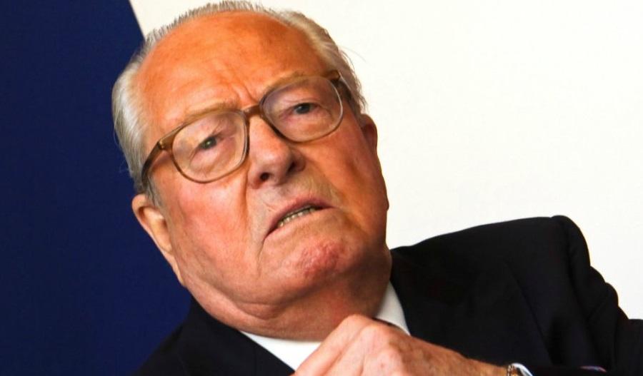 Jean-Marie Le Pen Guerre d'Algérie exclusif Extrême droite france
