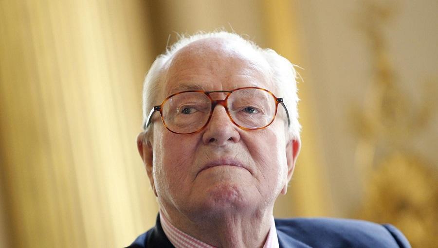 Jean-Marie Le Pen France FN démocratie