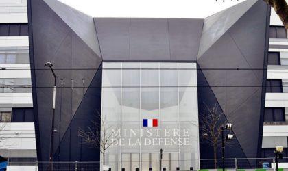 Le ministère français de la Défense retire l'arrêté sur les opérations militaires incluant l'Algérie