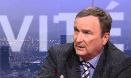 Interview – Jean-Loup Izambert : «La DGSE a facilité le convoyage de la bombe utilisée au Bd Amirouche»