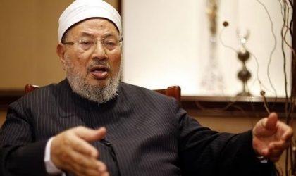 Le message de Youssef Al-Qaradawi qui confirme qu'il est le chef spirituel des groupes terroristes