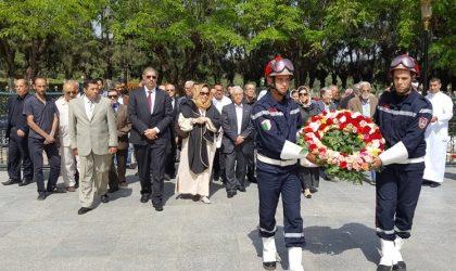 Commémoration de la mort de l'Emir Abdelkader en présence de Khelil : Mohamed Boutaleb se démarque