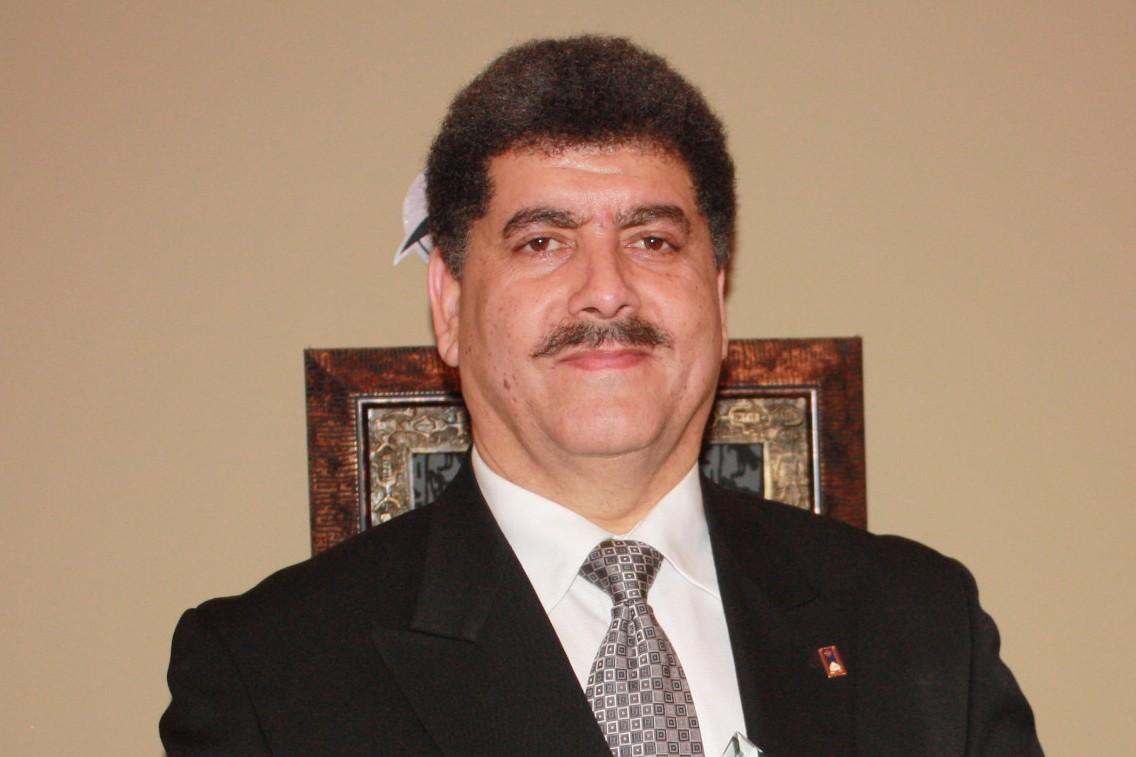 L'écrivain Ahmed Bensaada. D. R.