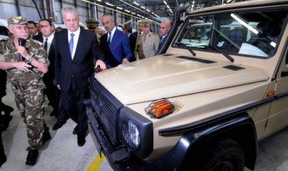 Des projets prometteurs dans l'industrie automobile à Tiaret