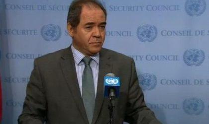ONU : l'Algérie préside la Commission de désarmement
