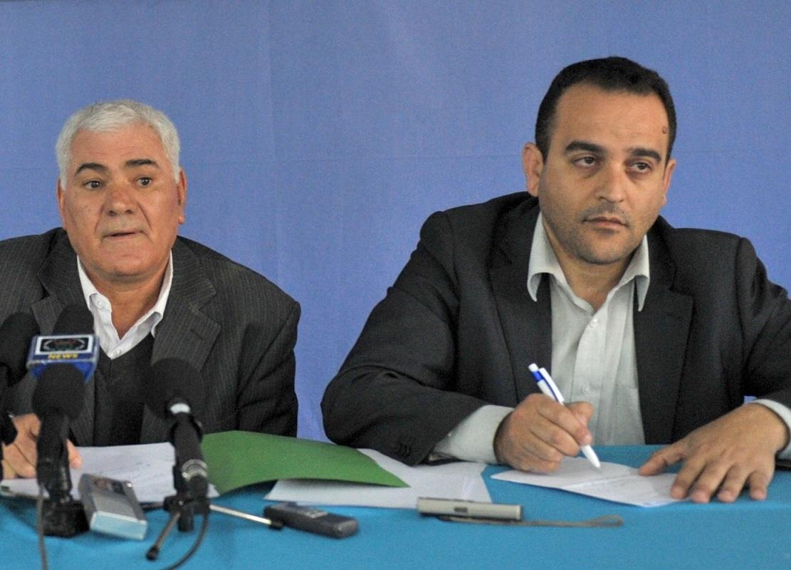 Le FFS a également dénoncé la sanction prise contre le député Tahar Missoum. New Press