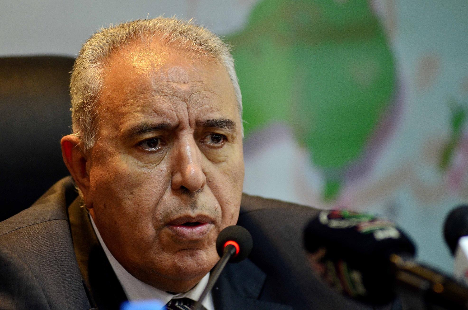 Mohamed El-Ghazi, ministre du Travail. New Press