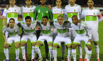 Eliminatoires du Mondial 2018 : la Zambie, le Cameroun et le Nigeria adversaires de l'Algérie
