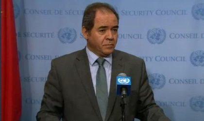 Décolonisation : l'ONU réaffirme le droit des Sahraouis