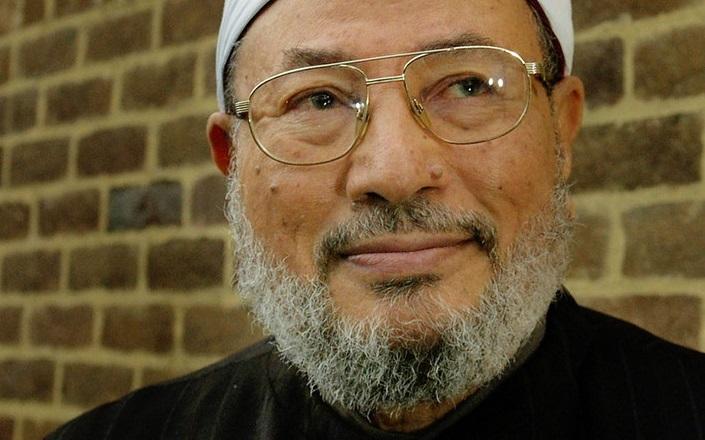 Youssef Al-Qaradawi. D.R.