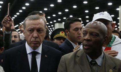 Le président turc remis à sa place par les proches de Mohamed Ali : Erdogan mis KO à Louisville