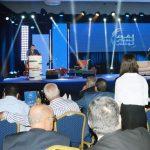 La rencontre du FCE à l'hôtel El-Aurassi, mardi. D. R.