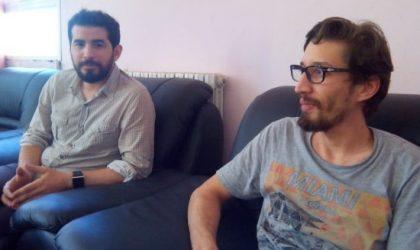 Le court métrage d'animation «Khamsa» au festival d'Annecy