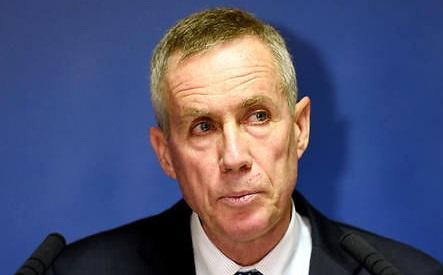 Le procureur de Paris François Molins. D. R.