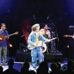 Le groupe Gnawa Diffusion sur scène. D. R.