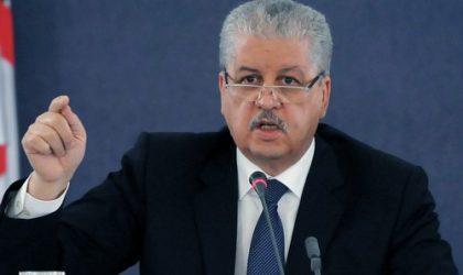 Afrique : l'Algérie appelle à éliminer les sources de crises