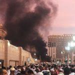 L'Arabie Saoudite secouée par un triple attentat meurtrier. D. R.