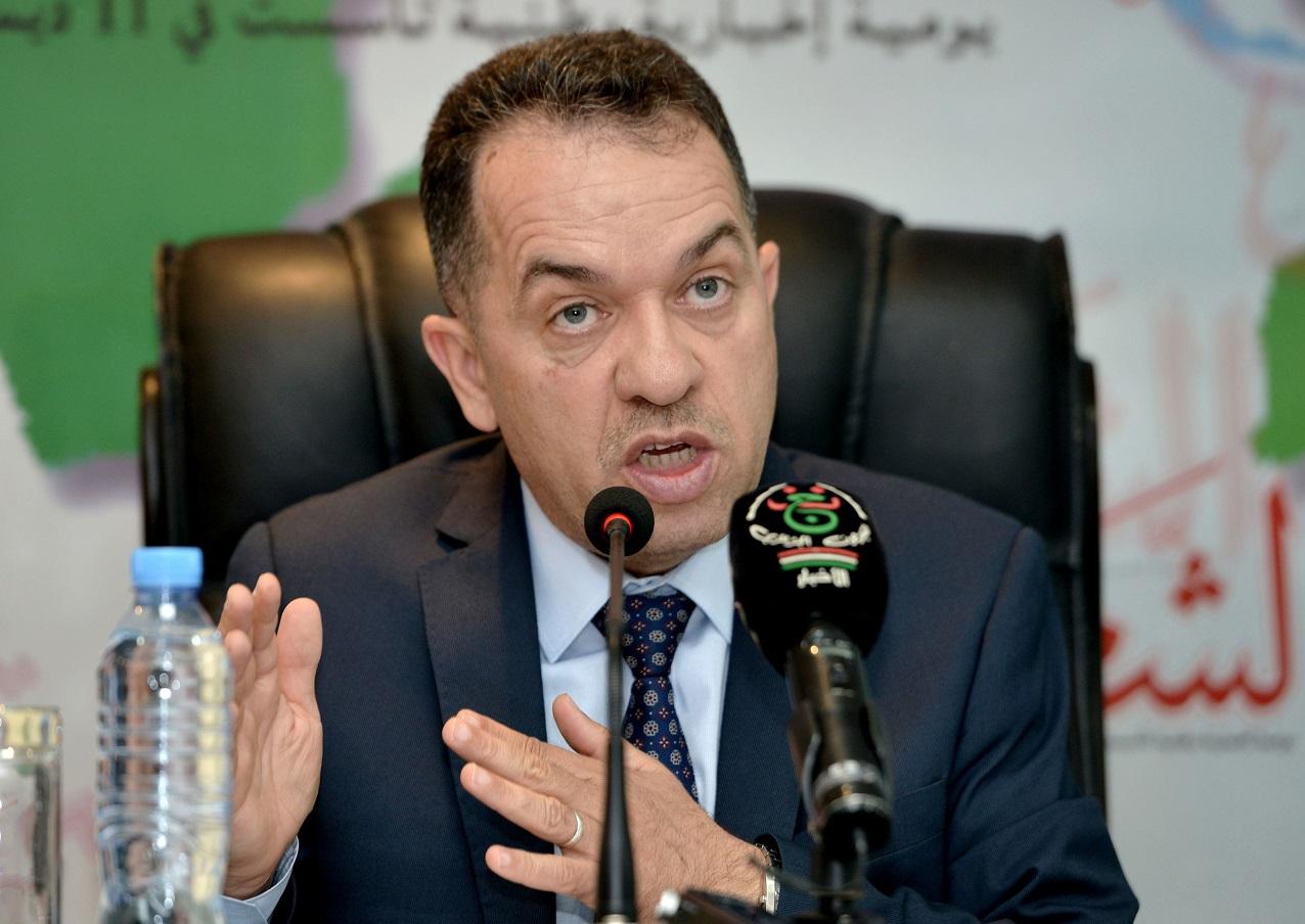 Mourad Zemali, directeur général de l'Ansej. New Press