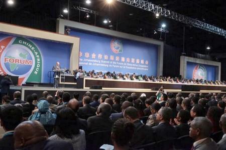 La Chine va fournir un soutien financier de 60 milliards de dollars d'aide financière. D. R.