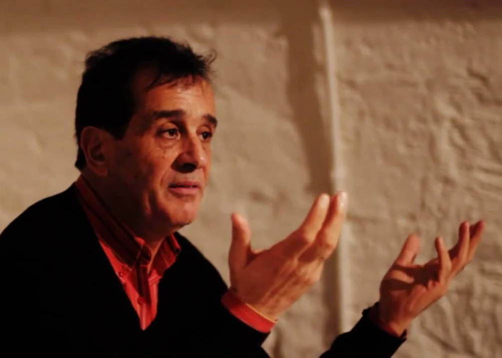 Le chercheur Brahim Senouci. D. R.