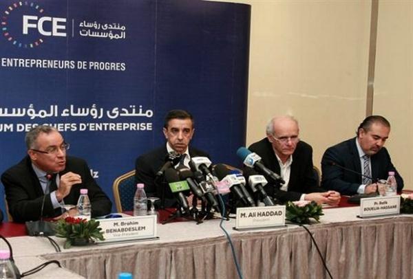 Le FCE veut contribuer efficacement au débat national sur les grands enjeux de l'économie nationale. D. R.