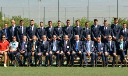 Jeux Olympiques : les Algériens confiants et sereins avant le départ pour Rio