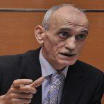 Le président de la LFP, Mahfoud Kerbadj. D. R.