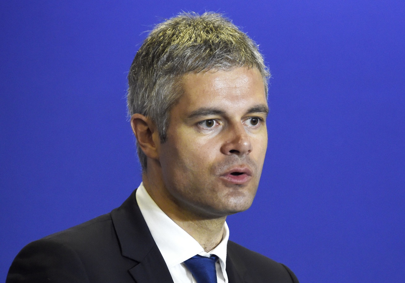 Laurent Wauquiez. D. R.