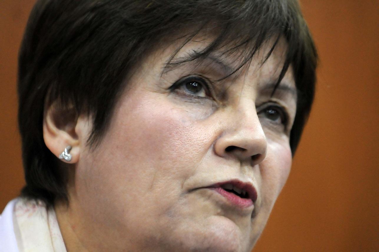 La ministre a indiqué que les sujets diffusés lors de ces examens sont des «faux». New Press