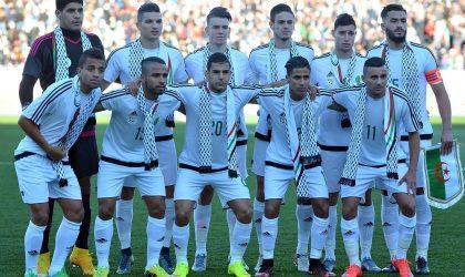 Sélection olympique : match nul entre l'Algérie et l'équipe réserve de Valence