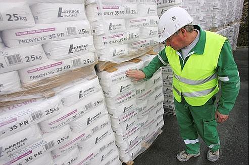 La capacité de production sera portée à 450 000 tonnes par an. D. R.