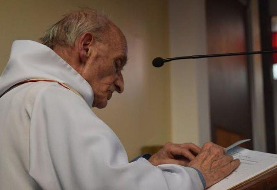 Le prêtre Jacques Hamel avait 86 ans. D. R.