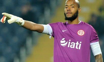 Antalyaspor : M'bolhi sur la liste des libérés