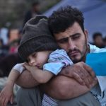 Les millions de réfugiés syriens qui fuient la guerre, eux, ont-ils une vie privée ? D. R.