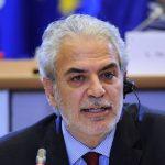 Christos Stylianides, commissaire européen chargé de l'aide humanitaire. D. R.