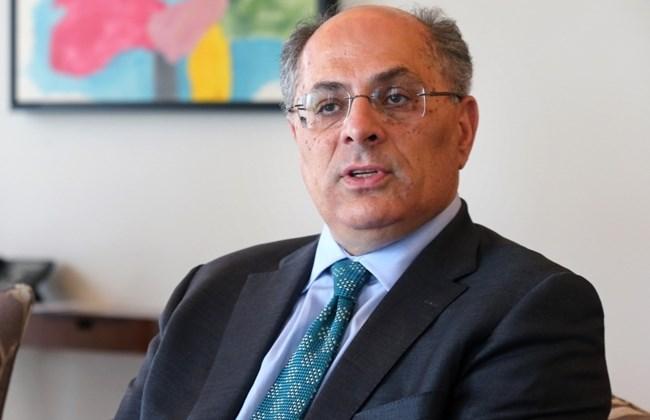 Adnan Mazarei, directeur adjoint du département Moyen-Orient et Asie centrale auprès  du FMI. D. R.