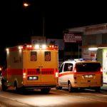 On dénombre actuellement quatre blessés graves et un blessé léger.  D. R.
