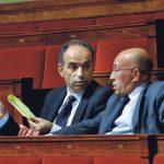 Jean-François Copé et Eric Ciotti. D. R.