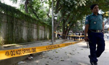 Bangladesh : fusillade dans le quartier diplomatique de Dacca