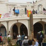 Les jeunes de Sidi Ifni revendiquent la nationalité espagnole. D. R.