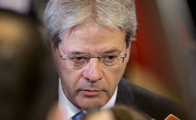 Le ministre italien des Affaires étrangères, Paolo Gentiloni. D. R.