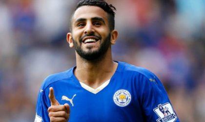 Mahrez a pris la décision définitive de rester à Leicester City