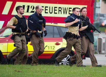 Pas de victimes algériennes dans la fusillade de Munich