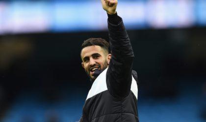 Mahrez sur le point de quitter Leicester pour Arsenal