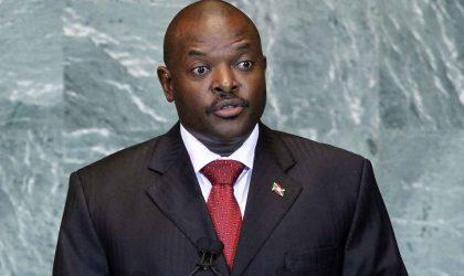 Le Burundi se retire du sommet de l'Union africaine