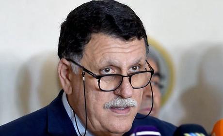 Fayez Al-Sarraj, le chef du gouvernement libyen. D. R.