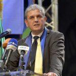 Le président du RCD, Mohcine Belabbès. New Press