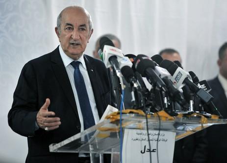 Où sont les promesses de Abdelmadjid Tebboune ? New Press