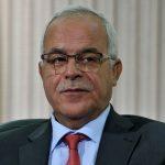 Le ministre de la Communication, Hamid Grine. New Press