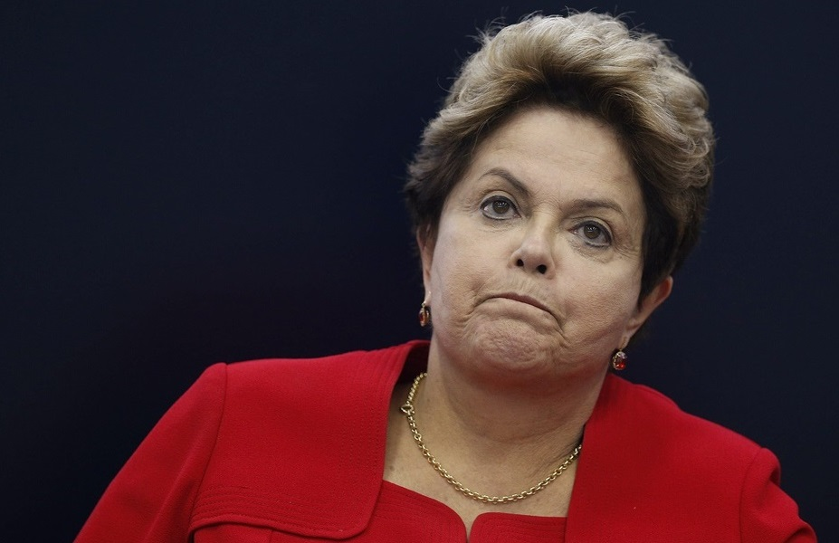 Dilma Rousseff. D. R.